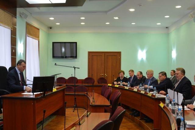 Олег Димов возглавил конкурсную комиссию по выборам мэра Оренбурга.