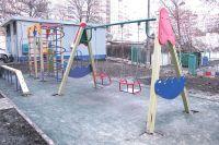 Игровую площадку установили на месте спортивной.