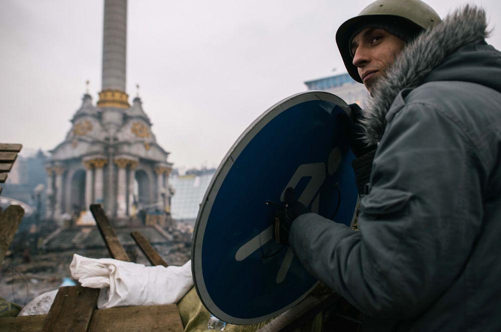 В феврале 2014 года начались трагические события на Майдане Незалежности в Киеве, в ходе которых погибли более ста человек.
