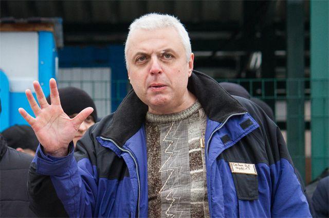 Василий Савин.