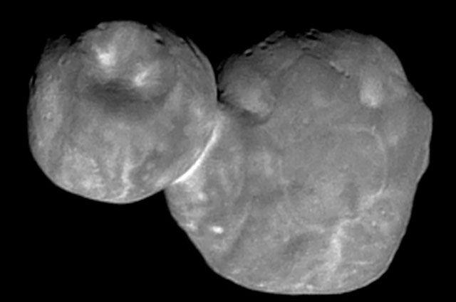 Астероид Аррокот.
