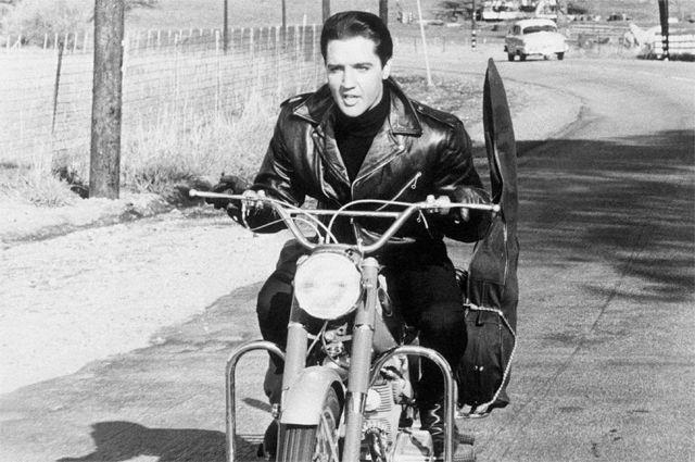 Элвис Пресли. 1964 год.