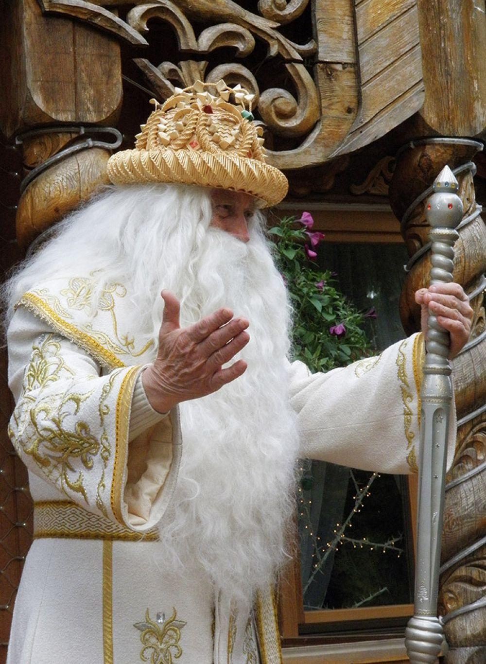 Белорусский Дед Мороз — Зюзя.