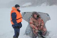 При выезде на зимнюю рыбалку необходимо соблюдать правила безопасного поведения на льду.