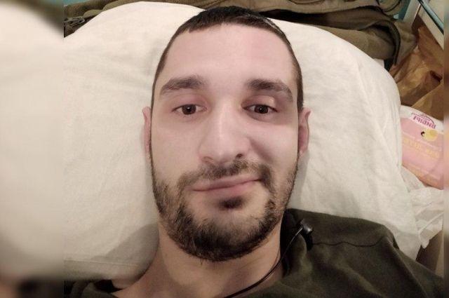 В Дніпрі з госпіталю військовослужбовець пропав