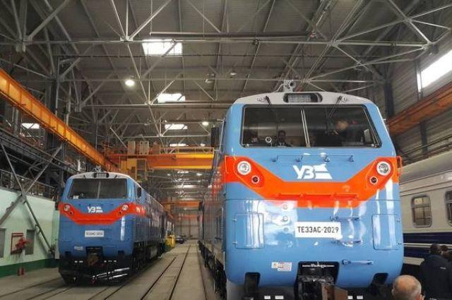 «Укрзалізниця» купила в США ще 40 локомотивів