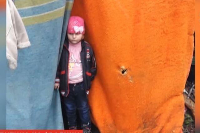В Одесі на звалищі знайшли кинуту чотирирічну дівчинку