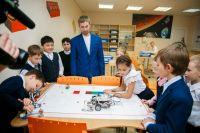 Кабинет роботехники стал новогодним подарком для детей из п.Новотарманский