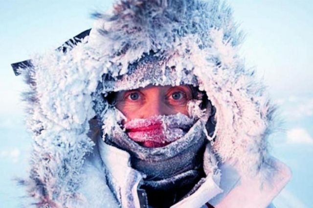 Морози в Україні: чоловік опинився в реанімації через переохолодження