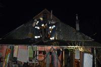Пожар в Днепре накануне новогодней ночи: погибли двое мужчин