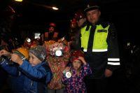 ГИБДД обеспечивает безопасность тюменских школьников в каникулы