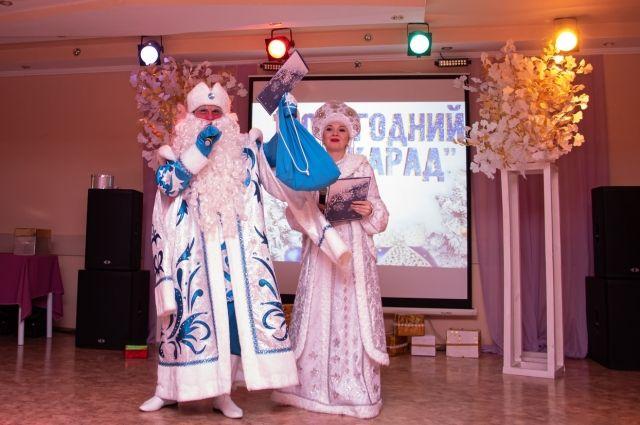 В Викуловском ДК в новогодние каникулы ждут ребят