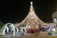 В Салехарде на главной городской площади пройдут Рождественские гуляния
