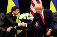 Трамп призвал Меркель и Макрона помочь Украине материально