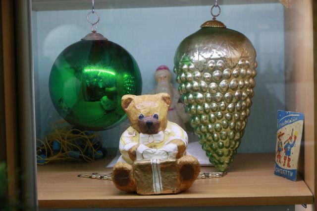 Тюменцы могут разбогатеть на продаже советских игрушек для елки