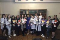 Итоговое заседание 2019 года волонтеров Добромед-profi