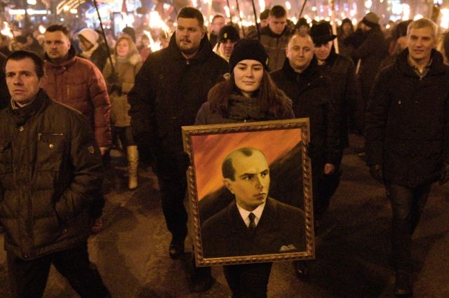 Как Киев ответил наупреки Польши иИзраиля— Скандал сБандерой