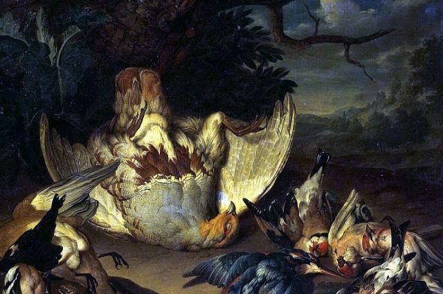 В Оренбурге работает выставка картин из Государственного Эрмитажа.