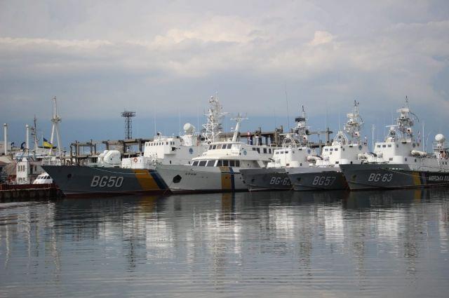 Судна Морської охорони України вийшли в море після тривалої паузи