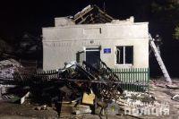 В Тернопольской области от взрыва в клубе пострадало восемь колядников