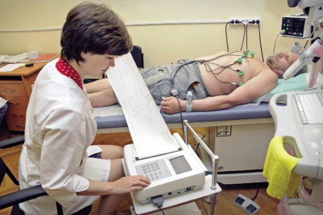 Регулярное обследование помогает выявить рак в самом начале его развития.