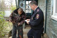 Также охотники должны ознакомиться с методическими рекомендациями по проведению зимнего маршрутного учета.