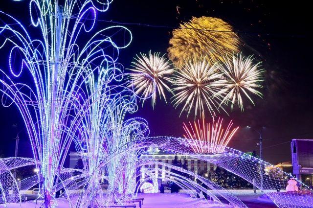 В этом году в период новогодних праздников во всех районах и городских округах организовано почти 2 700 различных культурных мероприятий.