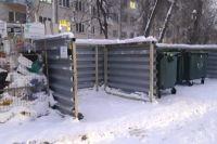 Почти на 30 рублей снизился тариф за вывоз мусора.