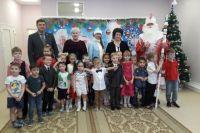 В селе Яр после капитального ремонта открыли детский сад «Теремок»