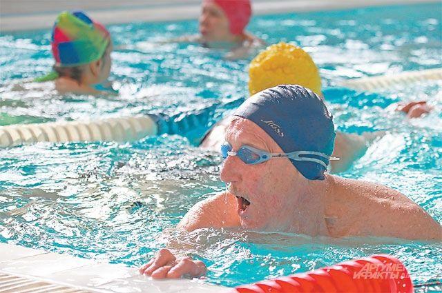 В Тюмени пройдет первый региональный кубок по плаванию в категории Мастерс