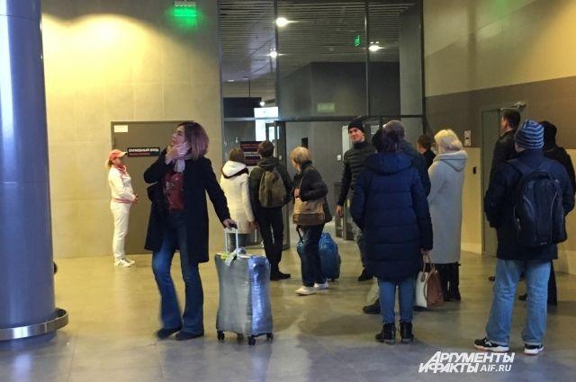 Работа Международного аэропорта «Пермь» стабилизировалась. Все взлетно-посадочные операции выполняются по расписанию.