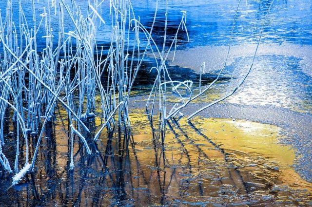 8 и 9 января ожидаются  гололёдно-изморозевые отложения, на дорогах гололедица и порывы ветра до 17 метров в секунду.