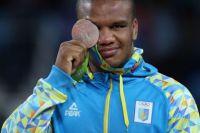 Ждем олимпийского золота от борца Жана Беленюка.