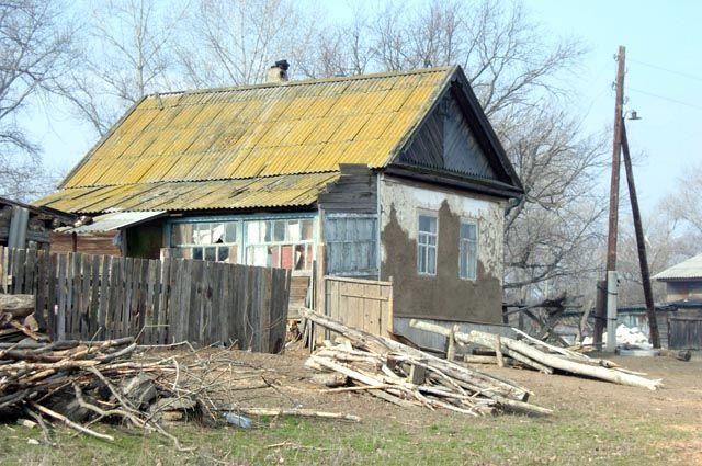 Жители Сарпинского мечтают не о канатке, а об элементарном комфорте.