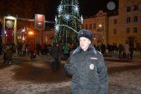 В минувшие праздники полицейские дежурили в усиленном режиме.