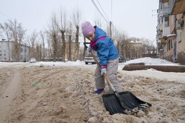 Ждать ли «дорожных фей» этой зимой в Омске?