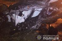 В ДТП в Сумской области погибли мужчина и девятилетняя девочка