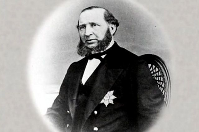 Григорий Аксаков (1820-1891)