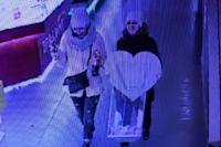 В Киеве воровки вынесли ящик с пожертвованиями для больного ребенка