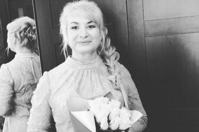 Ольга Бердова.