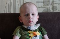 Маленький Женя Григорьев - один из тех, кому помогли неравнодушные пермяки..