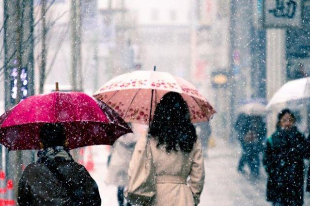Погода на 10 січня: в Україні очікуються опади