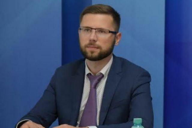 Александр Сидоров назначен директором департамента потребительского рынка