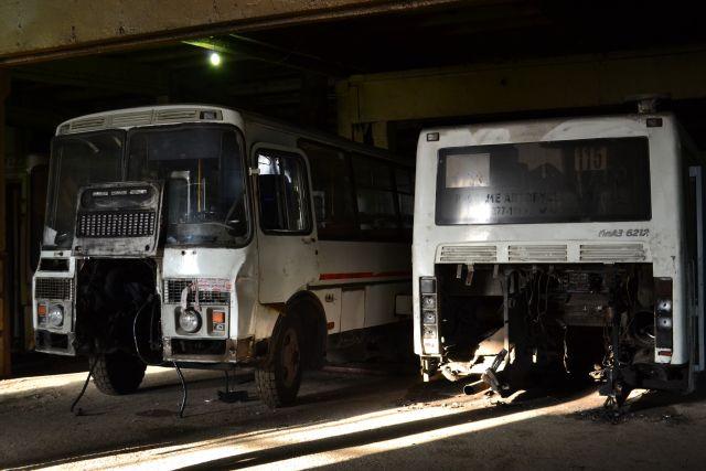 Сейчас износ общественного транспорта в Кузбассе достигает 90%.