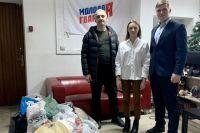 Тюменцы собрали для нуждающихся более семи тысяч килограммов вещей