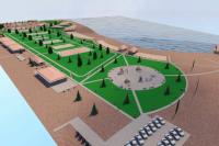 В Губкинском подвели итоги конкурса проектов будущего пляжа