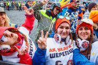 В Таштагольский район приехали не только гости со всей России, но и из-за рубежа.