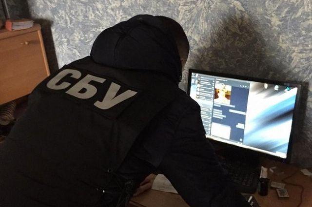 СБУ пресекла деятельность хакеров, обворовывавших госпредприятия