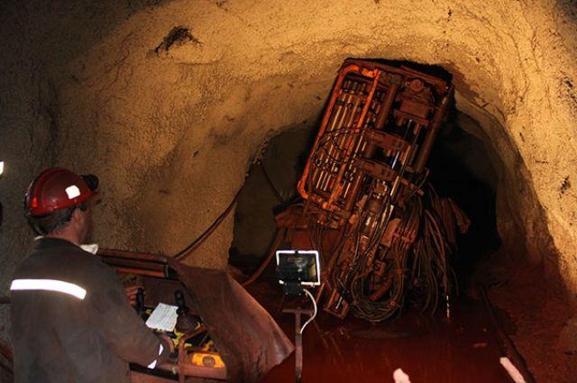 В Запорожской области из-за просадки горной массы погиб шахтер