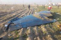 Крушение украинского самолета в Иране: хроника событий